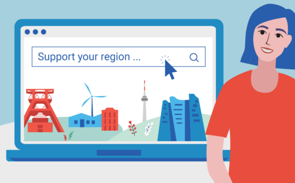 Can a search engine empower your local impact community?