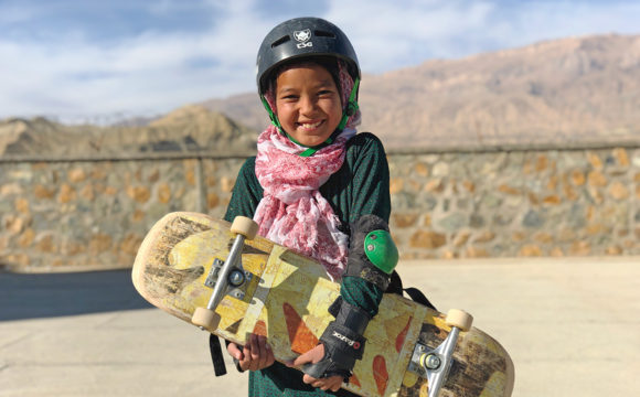 Why Skateistan is all about education and female empowerment