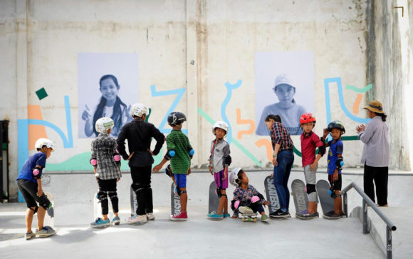Skateistan – Education through skateboarding