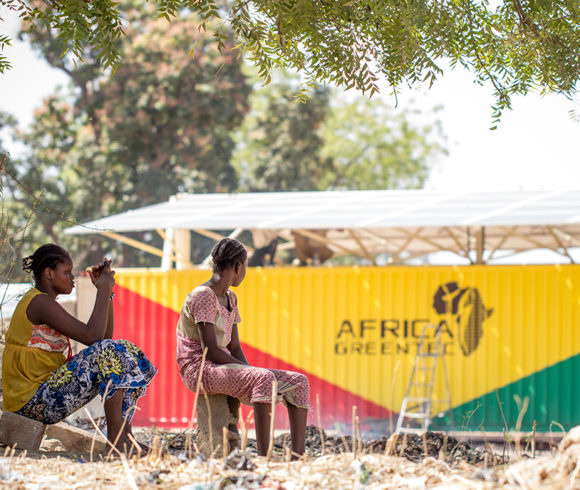 Africa GreenTec – Climate action and peace building